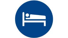 Slaapplek nodig? Of in aanbieding?