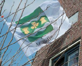 Tussenstand vlaggen